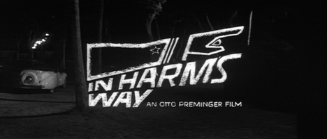 In Harm's Way: the End Credits
