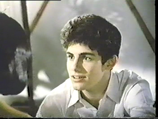 Zach Galligan in Nothing Lasts Forever