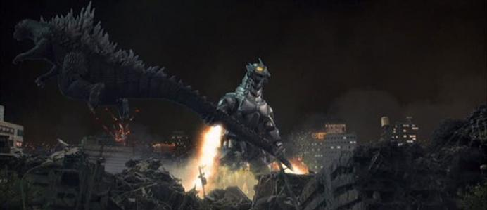 notcoming.com | Godzilla Against Mechagodzilla